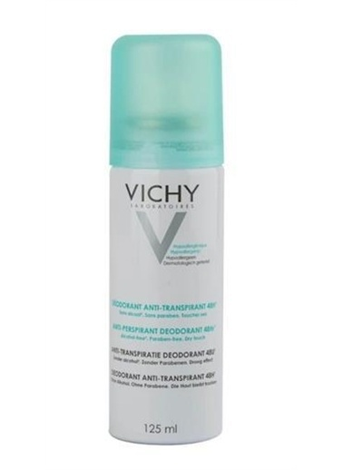 Vichy Vichy Deodorant Anti-Transpirant Sprey 125Ml Renksiz